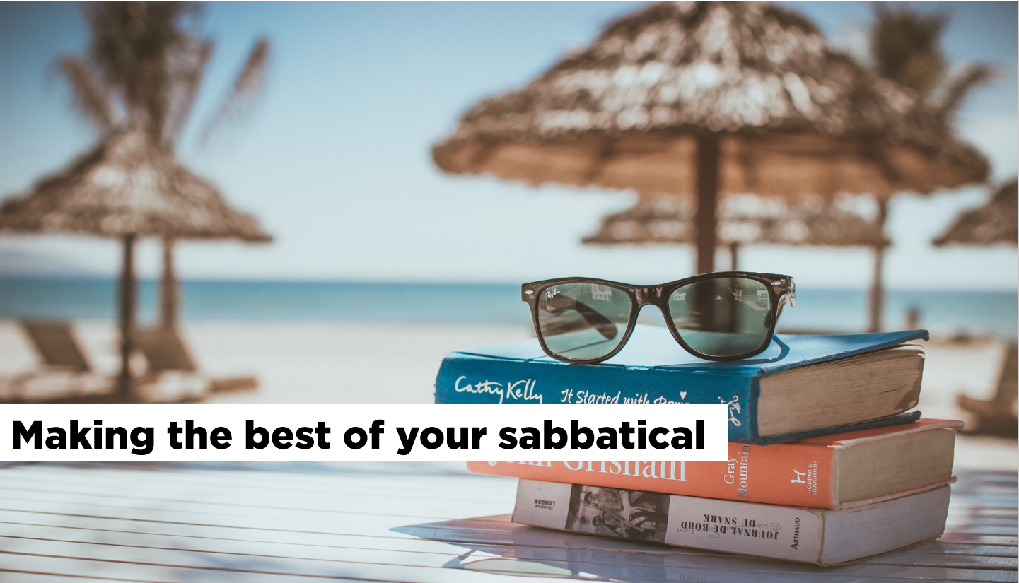Sabbatical, Leave days, Off days, Work-life balance
