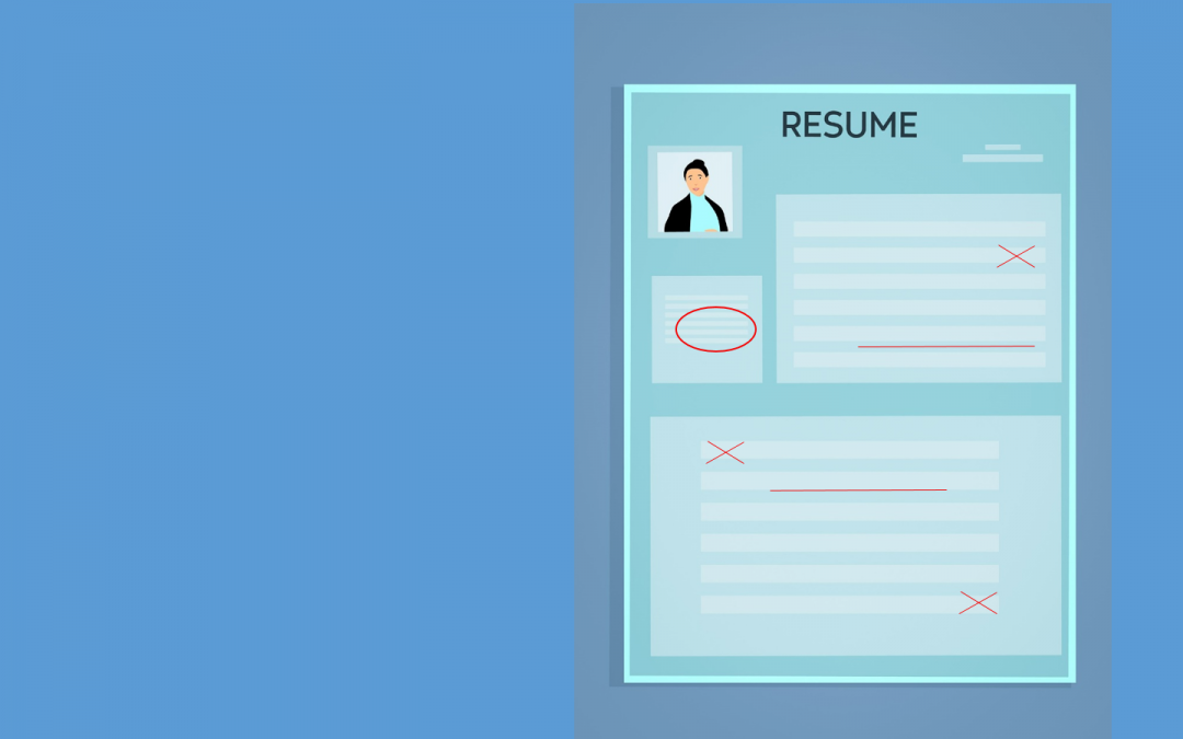Leave out these five things in your CV