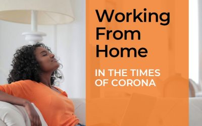 Working From Home – All you need to get started